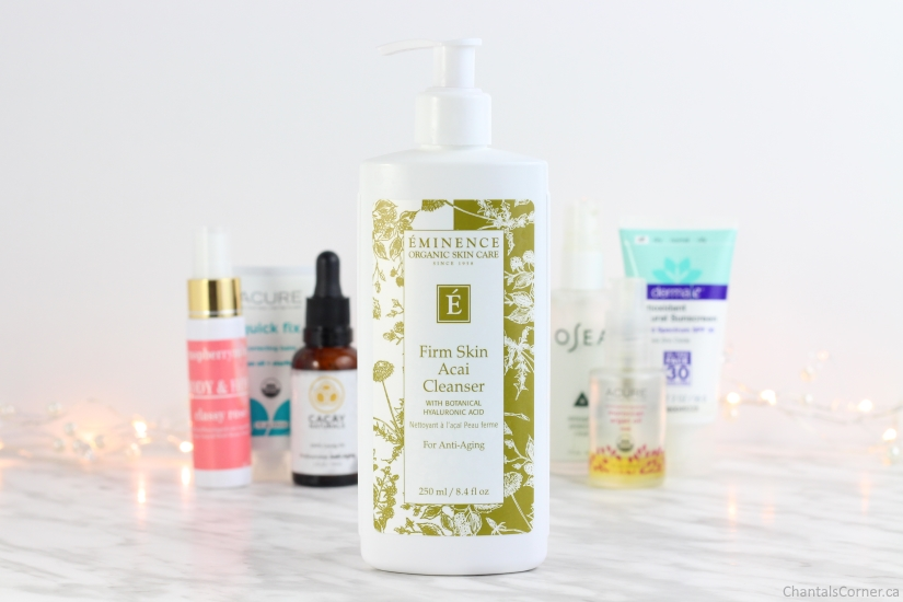 my morning face care routine eminence organic skin care routine