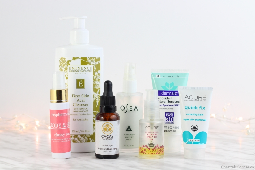 my morning face care routine