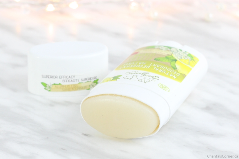 Green Beaver Citrus Natural Deodorant