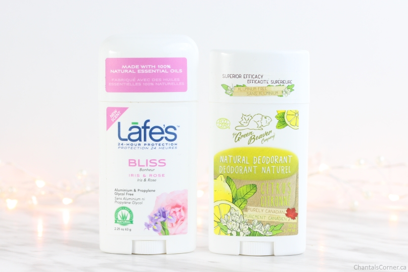natural deodorants lafe's the green beaver company