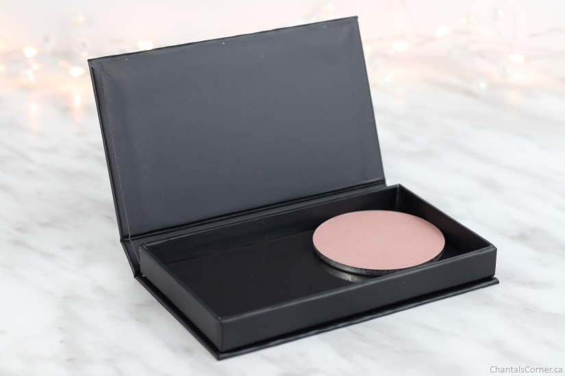 Pure Anada Pressed Mineral Blush in Sweet Pea