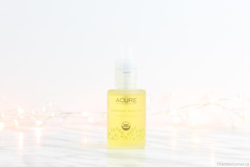 ACURE Organics Moroccan Argan Oil