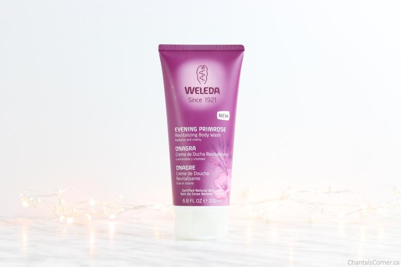 Weleda Evening Primrose Revitalizing Body Wash