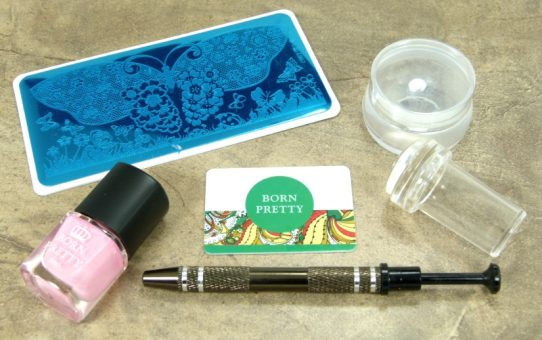 Born Pretty Nail Art Stamping Tools