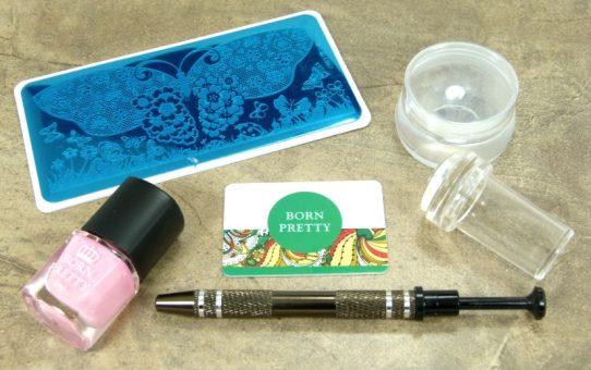 Born Pretty Nail Art Stamping Tools