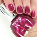 Bootie Babe Nail Polish Tears For Rears Swatch Review