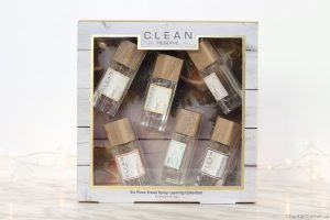 CLEAN RESERVE Six Piece Travel Spray Layering Collection