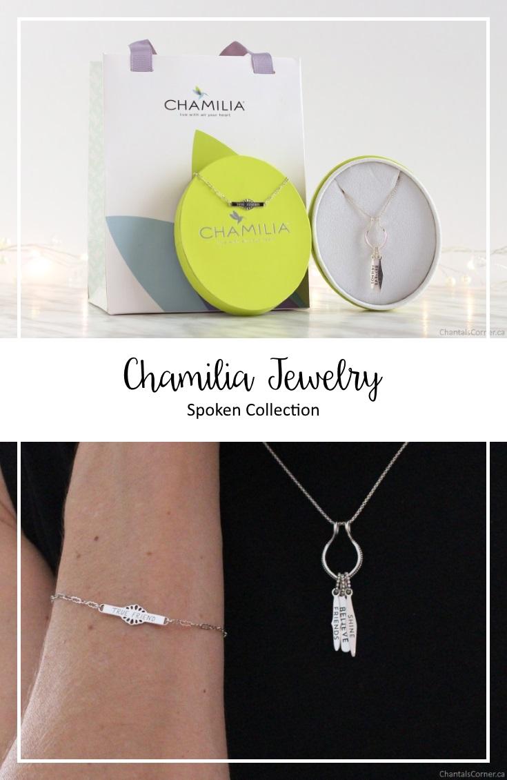 Chamilia Jewelry Spoken Collection