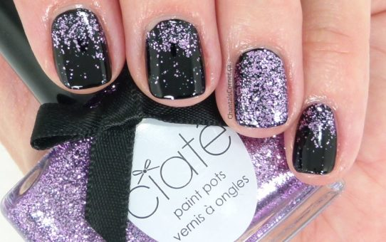 Ciaté London Nail Polish in Helter-Skelter - Swatches and Review