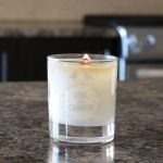 Coal and Canary Candle in Maple Liquors and Snow Capped Firs