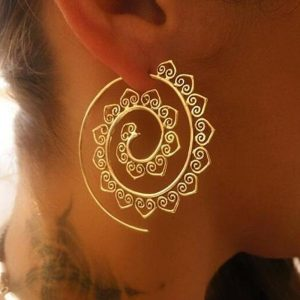 Grace Callie Designs Infinity Earrings