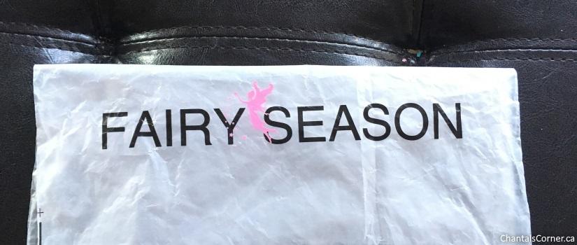 fairy season bag