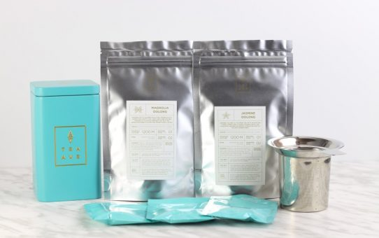 Scented Oolong Tea Ave
