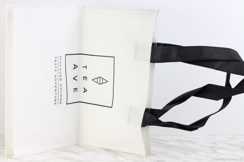 Tea Ave reusable bag