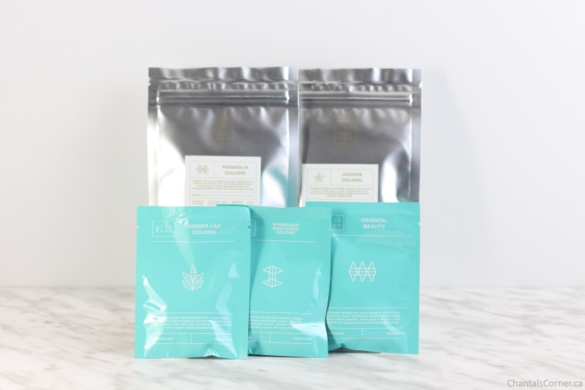 Tea Ave samples