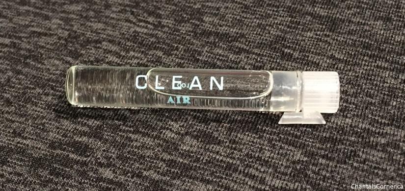 CLEAN Air perfume