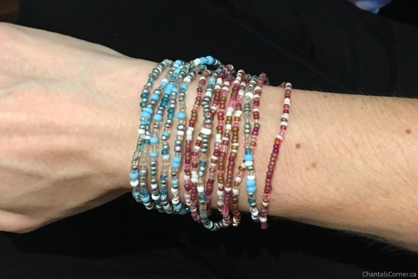 ME to WE bracelets
