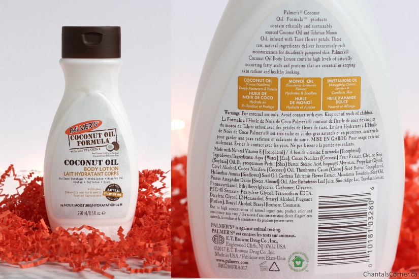 Palmer's Coconut Oil Formula Body Lotion