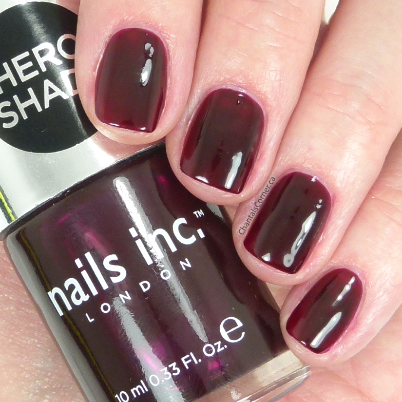 Nails Inc Nail Polish Victoria