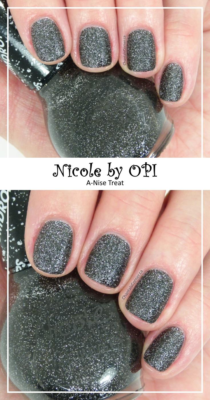 Nicole by OPI NOPI Nail Polish A-Nise Treat