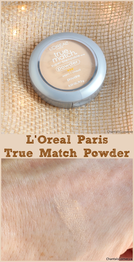 L'Oréal Paris True Match Powder W2 Light Ivory