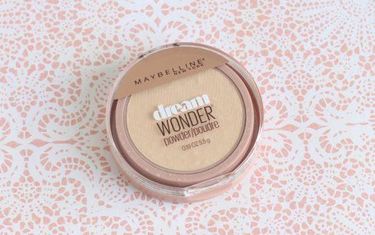 Maybelline Dream Wonder Powder in 03 Light Ivory