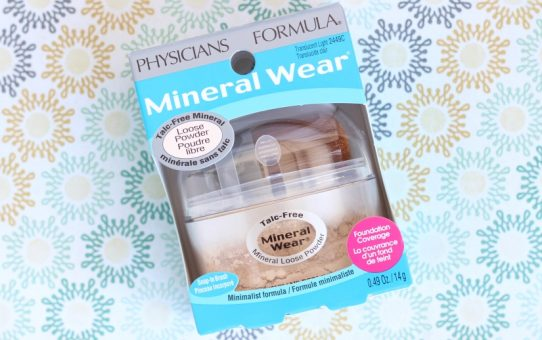 Physicians Formula Mineral Wear Talc-Free Mineral Loose Powder
