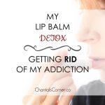 lip balm detox