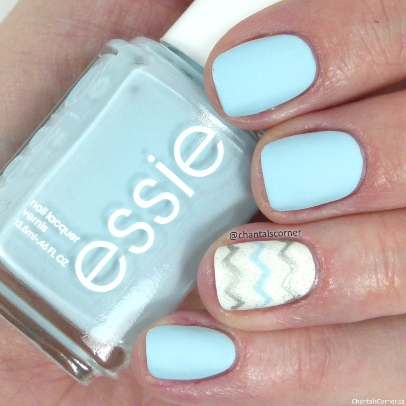 Essie Mint Candy Apple Nail Polish (old formula)