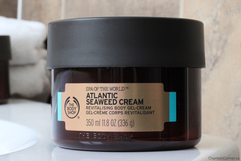 The Body Shop Spa of the World Atlantic Seaweed Gel-Cream Body Moisturizer