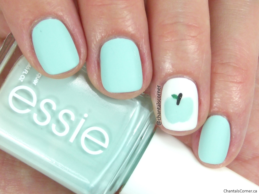 Essie Nail Polish Mint Candy Apple