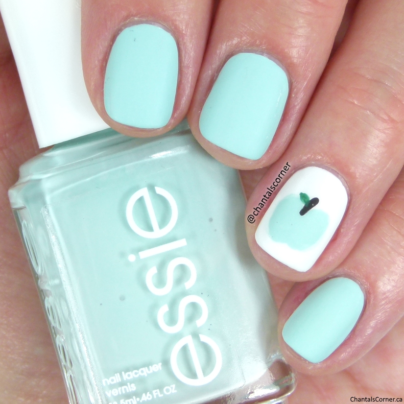 Essie Nail Polish Mint Candy Apple (new formula)