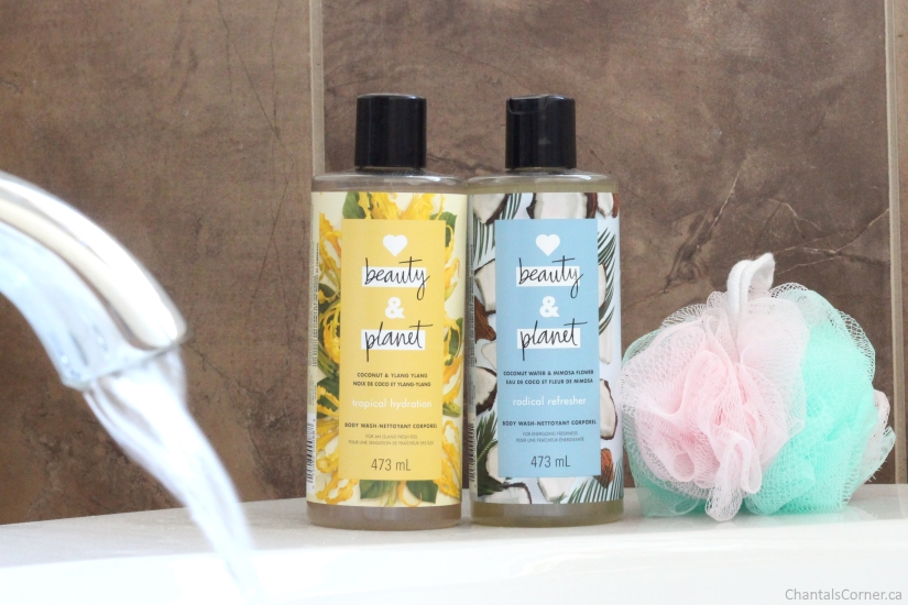 Love Beauty And Planet Body Wash