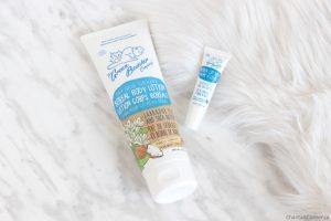 The Green Beaver Boreal Body Lotion & Lip Balm
