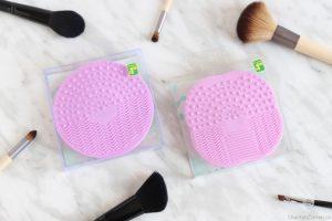 Dollarama Lori Makeup Brush Cleansing Pads