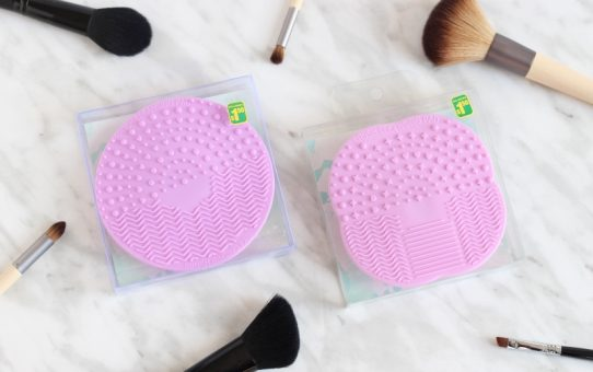 Dollarama Lori Makeup Brush Cleansing Pads