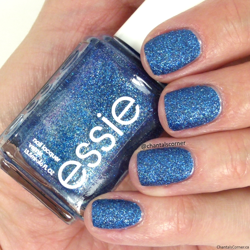Essie nail polish Lot's of Lux swatches review