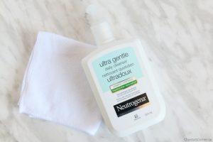 Neutrogena Ultra Gentle Daily Cleanser Creamy Fragrance-Free Formula