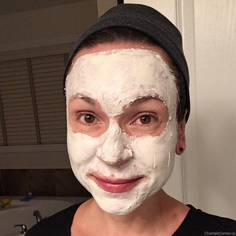 7th Heaven Coconut Cream Face Mask
