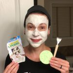 EcoTools Facial Mask Mates & 7th Heaven Coconut Cream Mask