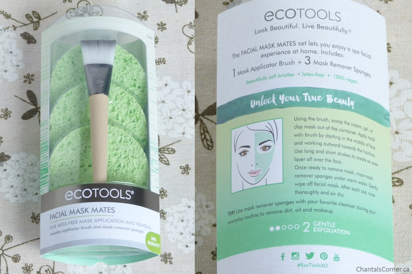 EcoTools Facial Mask Mates