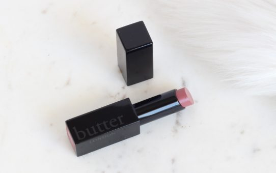 Butter London Plush Rush Satin Matte Lipstick in Thrilled