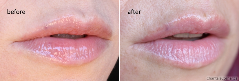 Modèle Collagen Lip Treatment