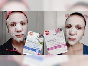 Life Brand Moisturizing Nourishing Facial Sheet Cream Mask
