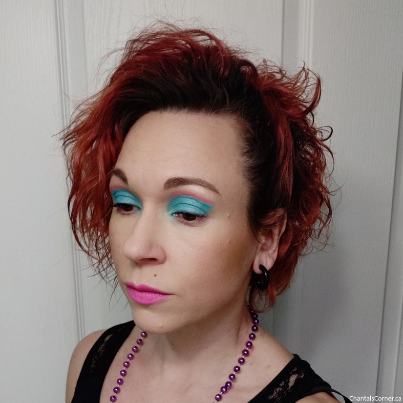Madonna Makeup Look