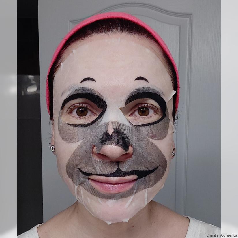 Holika Holika Baby Pet Magic Mask Sheet Pug selfie