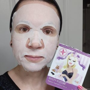 MaskerAide Sheet Mask Beauty Rest'ore