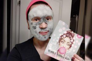 MaskerAide Sheet Mask Bubble Bubble Pop