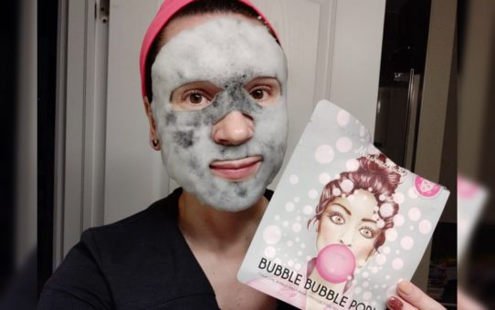 MaskerAide Sheet Mask Bubble Bubble Pop