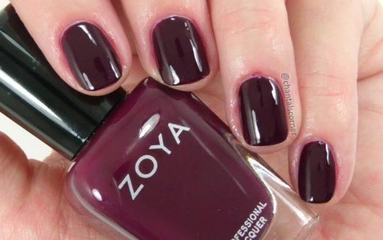 Zoya Nail Polish Rachael swatch